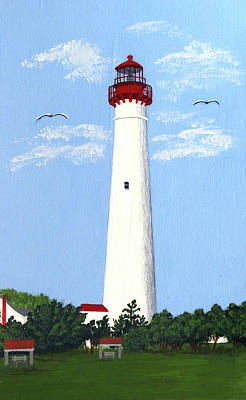 Painting - Cape May Painting by Frederic Kohli