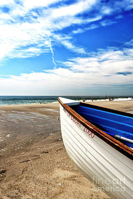 Photograph - Cape May Rescue by John Rizzuto