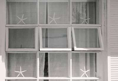 Photograph - Starfish Windows by JAMART Photography