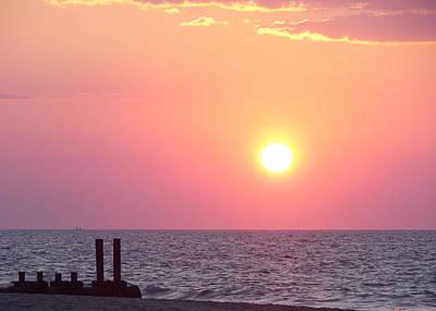 Photograph - Cape May Sunrise Vi by JAMART Photography