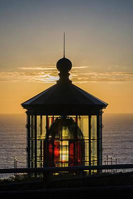 Photograph - Cape Meares Light by Robert Potts