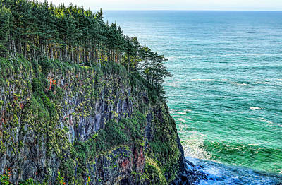 Photograph - Cape Meare's Outlook by Dennis Bucklin