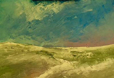 Dunes Painting - Cape Morning  by Michael Marrinan