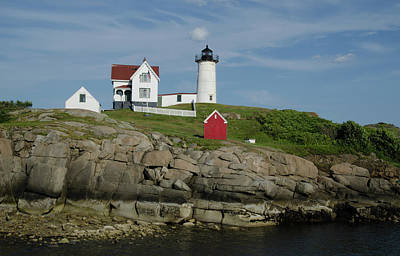 Photograph - Cape Neddick Light by Janice Adomeit