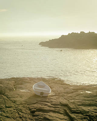 Neddick Photograph - Cape Neddick Morning by Joseph Smith