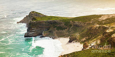 Photograph - Cape Of Good Hope Headland by Tim Hester