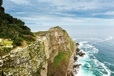 Photograph - Cape Of Good Hope South Africa by Tim Hester