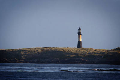 Photograph - Cape Pembroke Lighthouse by John Haldane