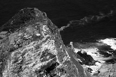 Photograph - Cape Point by Aidan Moran