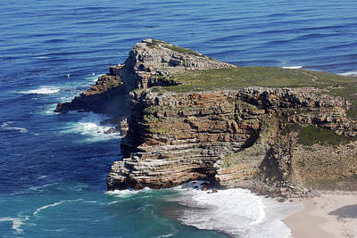 Photograph - Cape Point by Harvey Barrison