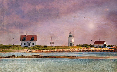 Photograph - Cape Porpoise Lighthouse by Diana Angstadt