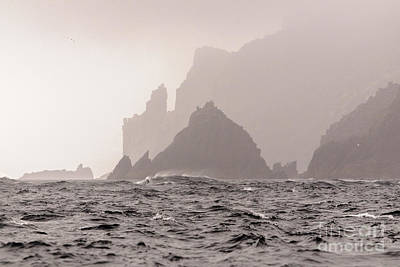 Photograph - Cape Raoul by Werner Padarin
