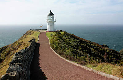 Photograph - Cape Reinga Lighthouse by Bruce