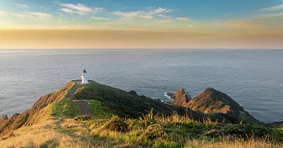 Photograph - Cape Reinga Lighthouse by Martin Capek