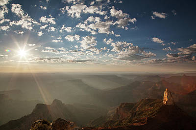 Grand Canyon From Cape Royal Original