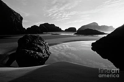 Photograph - Cape Sebastian Along Oregon Coast by Jim Corwin