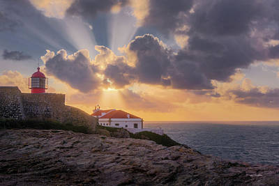 Photograph - Cape St Vincent by Dmytro Korol