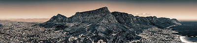 Photograph - Cape Town Panorama by Pixabay
