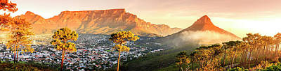 Photograph - Cape Town, South Africa by Alexey Stiop