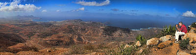 Photograph - Cape Verde Panorama by David Smith