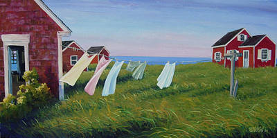 Painting - Capecod Breeze by Michael Cranford