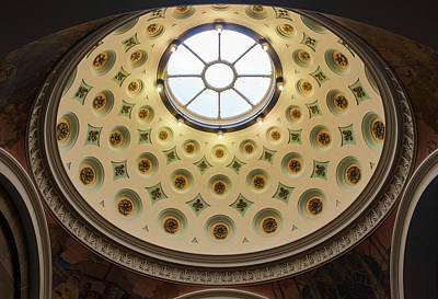 Photograph - Capitol Dome by Bud Simpson