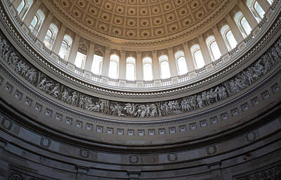 Photograph - Capitol Dome by Jared Windler