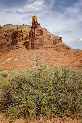 Photograph - Capitol Reef 1 by Susan McMenamin