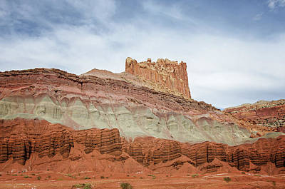 Photograph - Capitol Reef 2 by Susan McMenamin