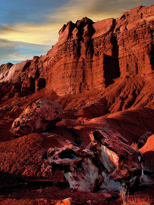 Photograph - Capitol Reef National Park by Utah Images