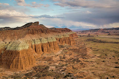 Photograph - Capitol Reef by Whit Richardson