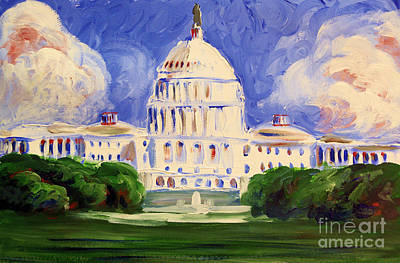 Capitol Original by Stephen Roberson