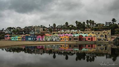 Photograph - Capitola 1 by Wendy Carrington