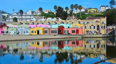 Photograph - Capitola California  by Marilyn MacCrakin