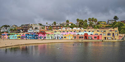 Mcherdering Photograph - Capitola by Mike Herdering