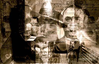 Photograph - Capone by John Rizzuto