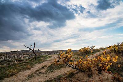 Photograph - Cappadocia Scenery by Yuri Santin