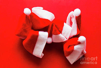 Capping Off A Merry Christmas Print by Jorgo Photography - Wall Art Gallery