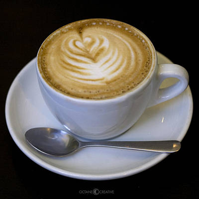 Photograph - Cappuccino by Tim Nyberg