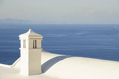 Photograph - Capri by Silvia Bruno