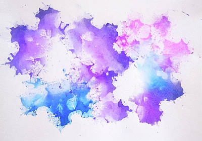 Painting - Capriccio  by Iryna Goodall