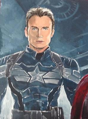 Captain America Original by Alana Meyers