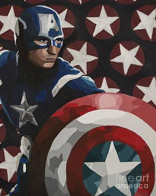 Captain Original by Ellen Nicole Allen