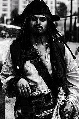 Photograph - Captain Jack by David Patterson