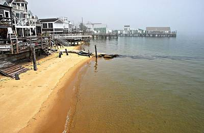 Captain Jacks Wharf Provincetown Ma Art Print by AnnaJanessa PhotoArt