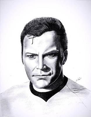 Captain Art Print by Jose  Torres