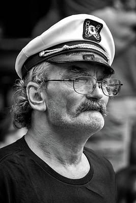 Photograph - Captain Ramones by John Haldane