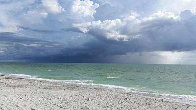 Photograph - Captiva On Gulf Of Mexico by Florene Welebny