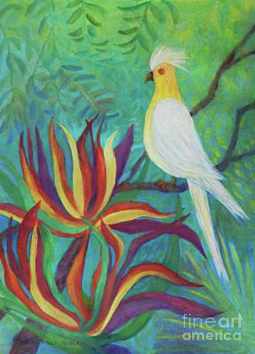 Captivating Cockatoo Original