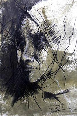 Captivity In Thy Eyes 2 Art Print by Helmy Abdullah
